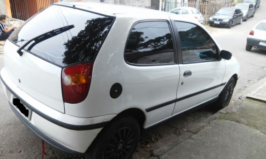 Fiat Palio EL 1.5 MPi - Foto #9