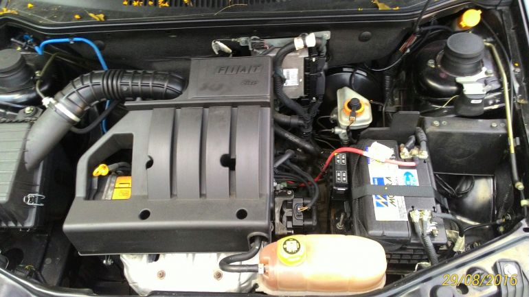 Fiat Palio Fire 1.0 (Flex) 2p - Foto #4