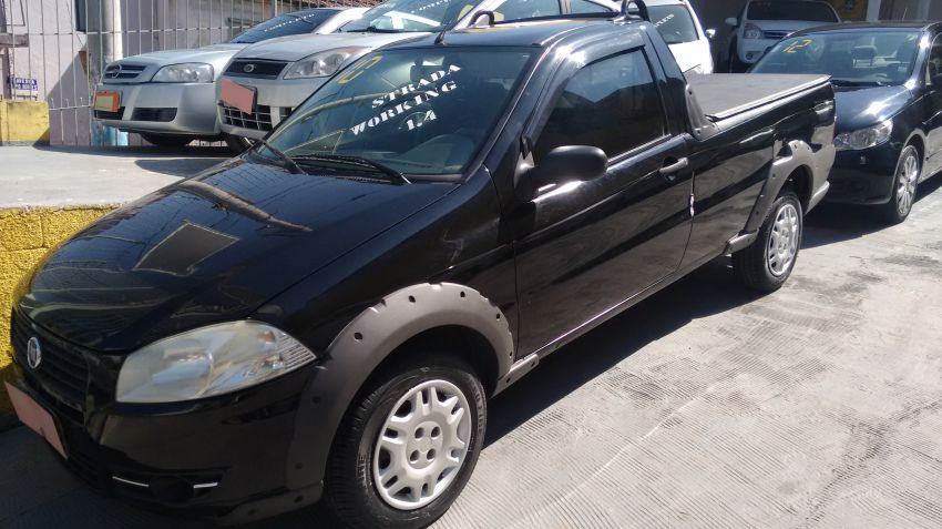 Fiat Strada Working 1.4 (Flex) (Cab Simples) - Foto #6