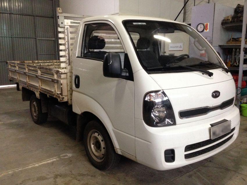 KIA Bongo K-2500 DLX 4x2 RS (cab. simples) - Foto #3