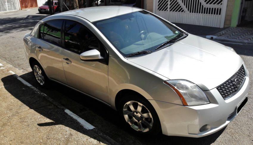 Nissan Sentra S 2.0 16V (aut) - Foto #1