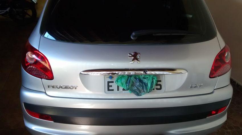 Peugeot 207 Hatch X-Line 1.4 8V (flex) (4 p.) - Foto #2
