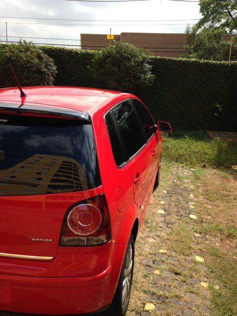 Volkswagen Polo Hatch. 1.6 8V I-Motion (Flex) (Aut) - Foto #6