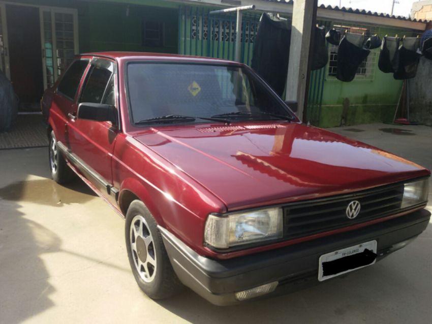 Volkswagen Voyage GL 1.6 - Foto #1