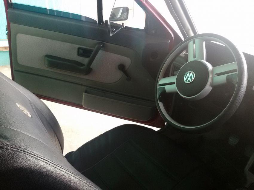 Volkswagen Voyage GL 1.6 - Foto #4