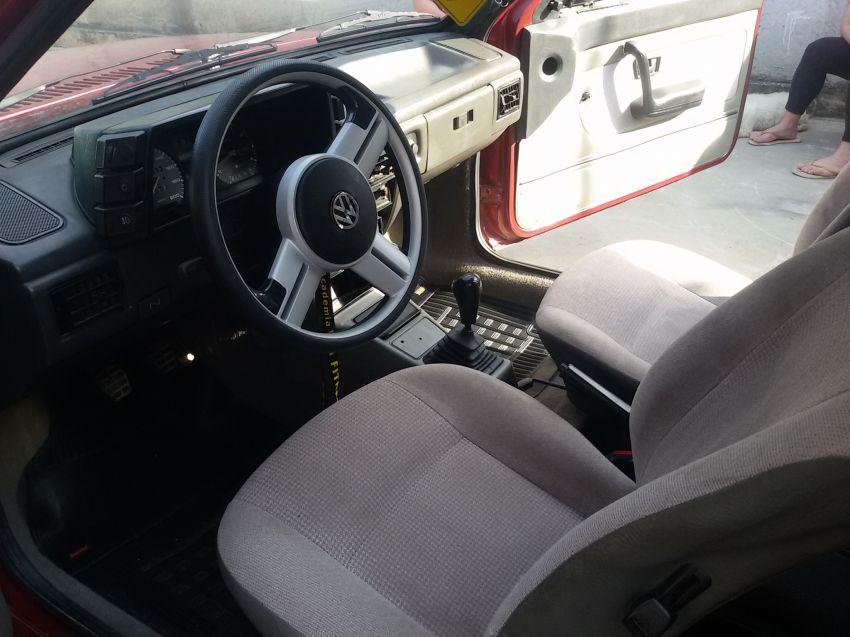 Volkswagen Voyage GL 1.6 - Foto #8