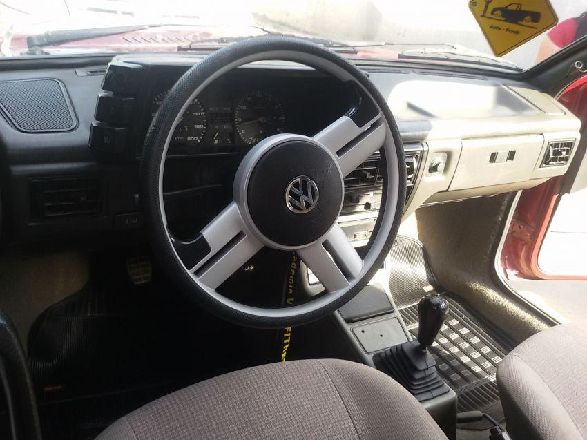 Volkswagen Voyage GL 1.6 - Foto #9
