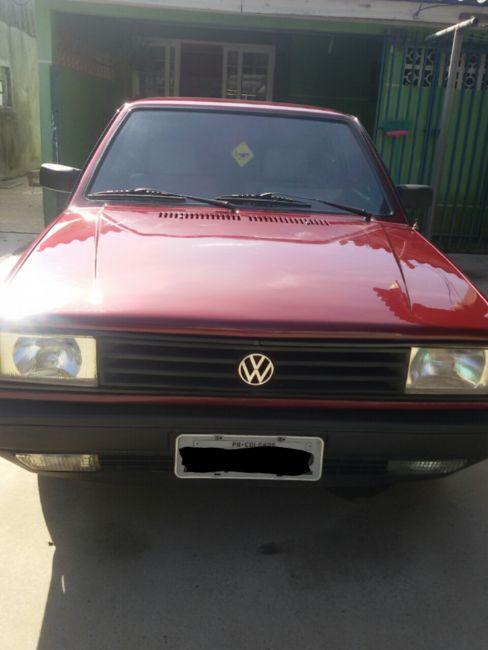 Volkswagen Voyage GL 1.6 - Foto #10
