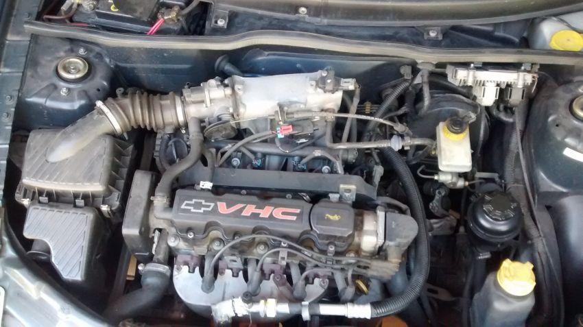 Chevrolet Celta Super 1.0 VHC (Flex) 4P - Foto #9