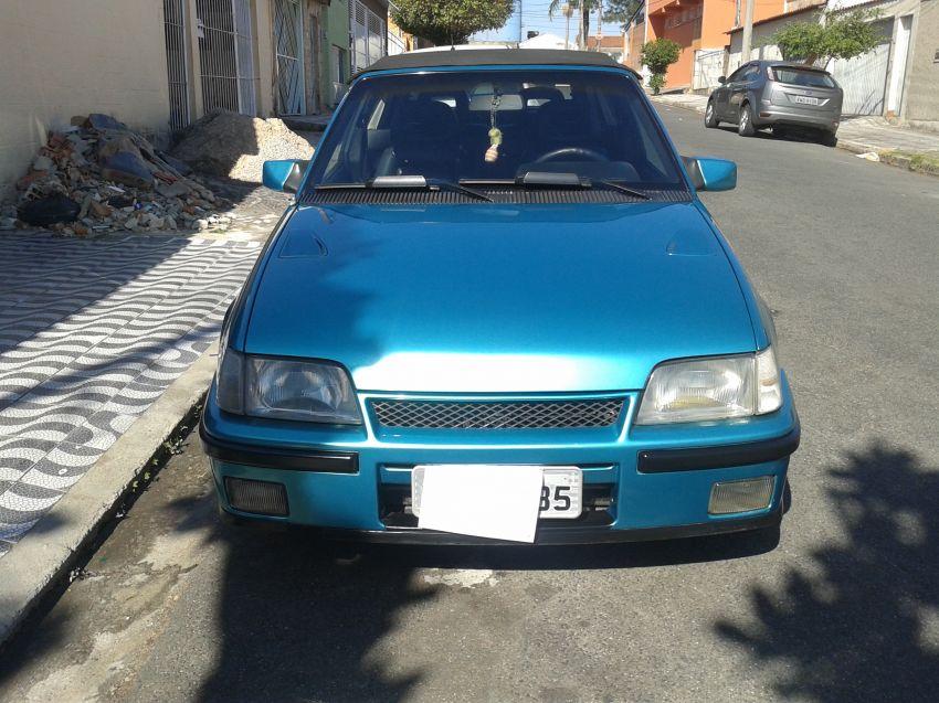 Chevrolet Kadett Hatch GSi 2.0 MPFi - Foto #5
