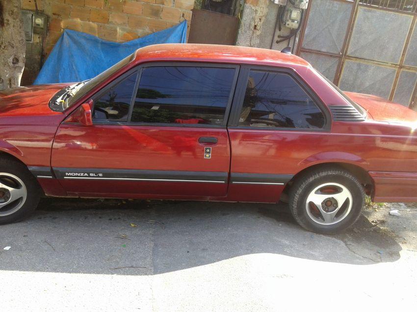 Chevrolet Monza Sedan GL 2.0 EFi - Foto #4