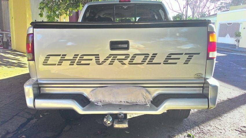 Chevrolet S10 4x4 2.5 (Cab Dupla) - Foto #3