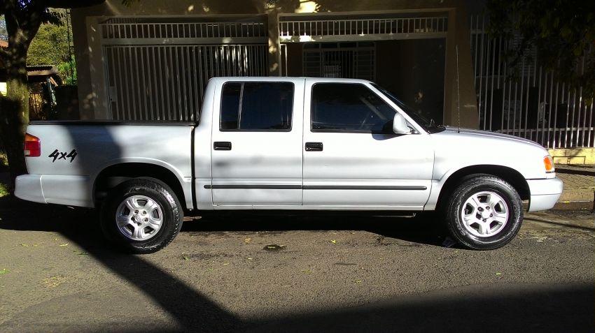 Chevrolet S10 4x4 2.5 (Cab Dupla) - Foto #4