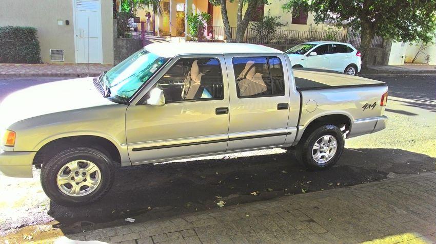 Chevrolet S10 4x4 2.5 (Cab Dupla) - Foto #5