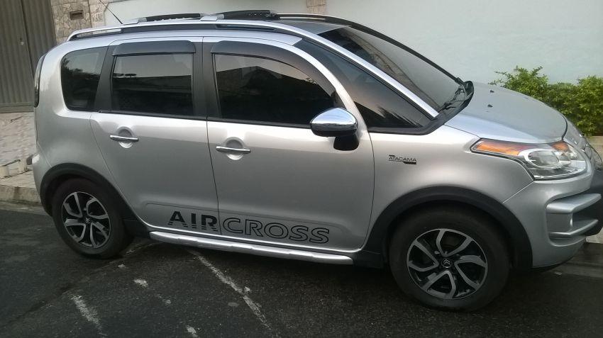 Citroën Aircross Exclusive Atacama 1.6 16V BVA (Flex) (Aut) - Foto #1