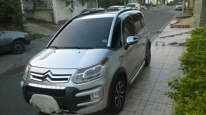 Citroën Aircross Exclusive Atacama 1.6 16V BVA (Flex) (Aut) - Foto #4