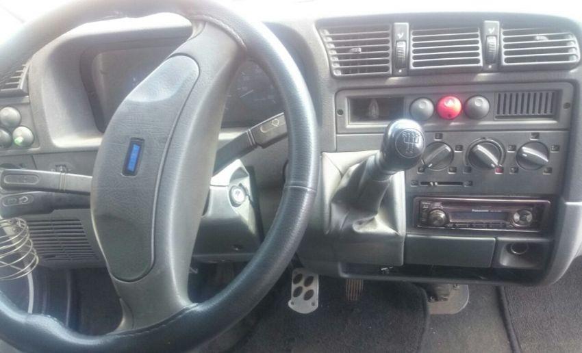 Fiat Ducato Maxi Cargo Furgao 2.8 - Foto #6