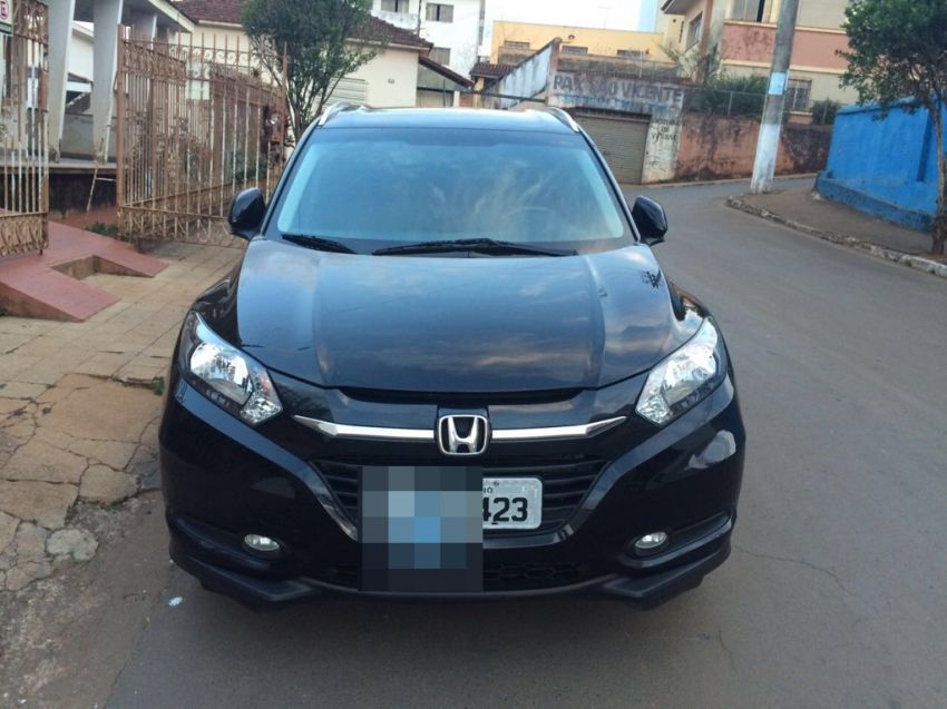 Honda HR-V EXL CVT 1.8 I-VTEC (Flex) - Foto #3