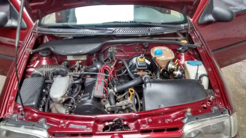 Volkswagen Gol CL 1.6 MI 2p - Foto #6