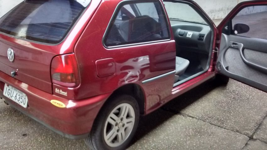 Volkswagen Gol CL 1.6 MI 2p - Foto #8