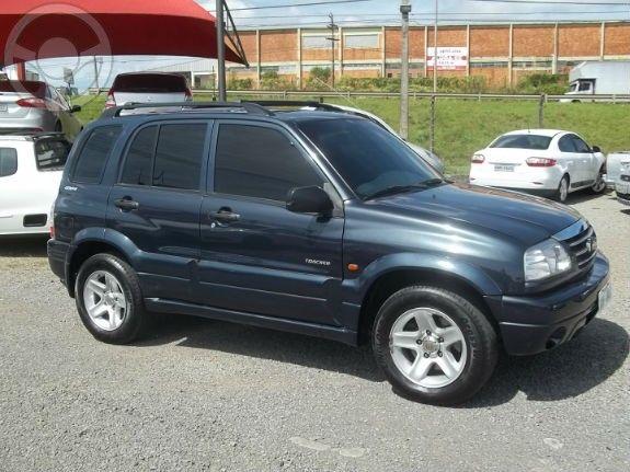 Chevrolet Tracker 4x4 2.0 - Foto #1
