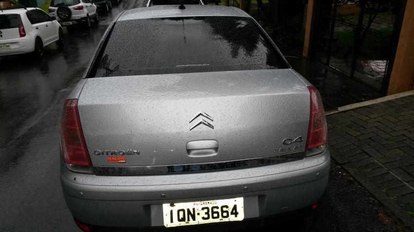 Citroën C4 Pallas GLX 2.0 16V - Foto #5