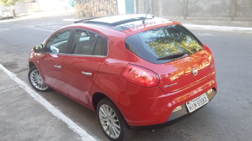 Fiat Bravo Absolute 1.8 16V Dualogic (Flex) - Foto #9
