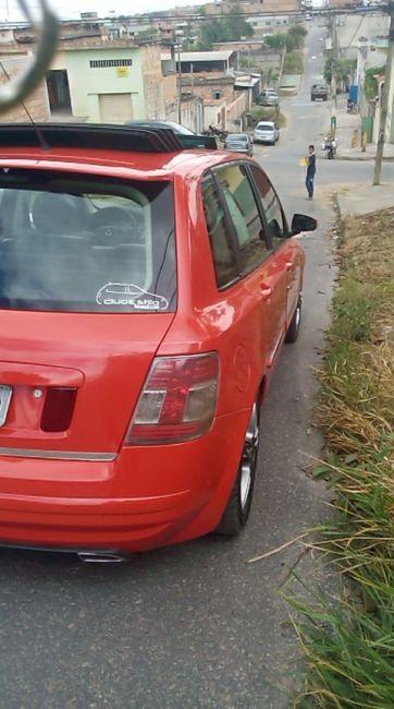 Fiat Stilo Schumacher - Foto #2