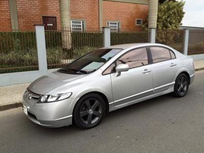 Honda New Civic LXS 1.8 (aut) (flex) - Foto #1