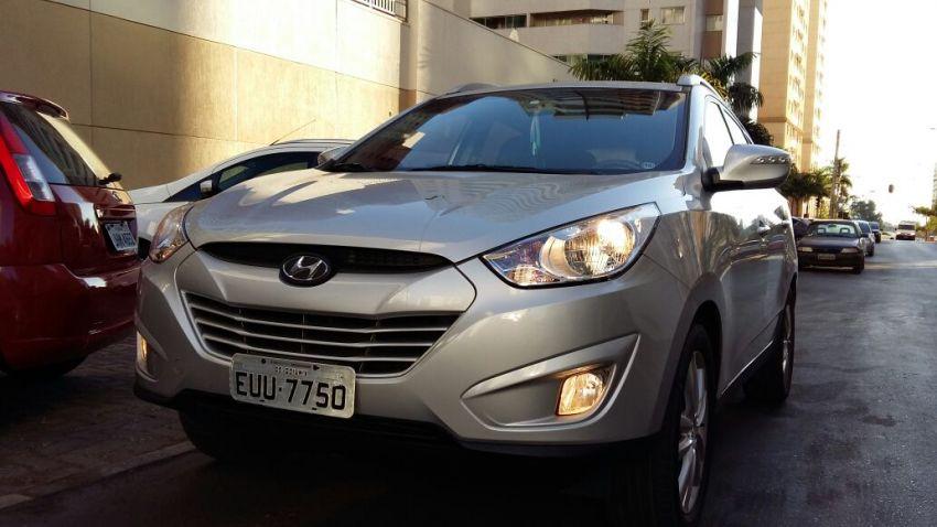 Hyundai ix35 2.0 GLS Intermediário 4WD (Aut) - Foto #8