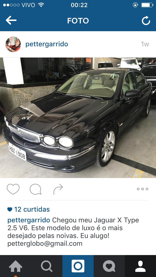 Jaguar X Type 2.5 V6 - Foto #4