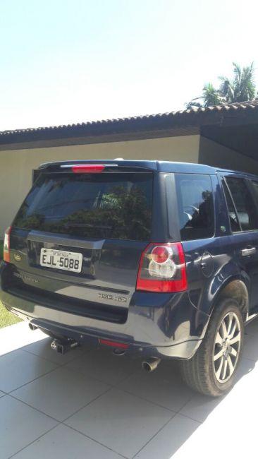 Land Rover Freelander HSE 3.2 I6 - Foto #2