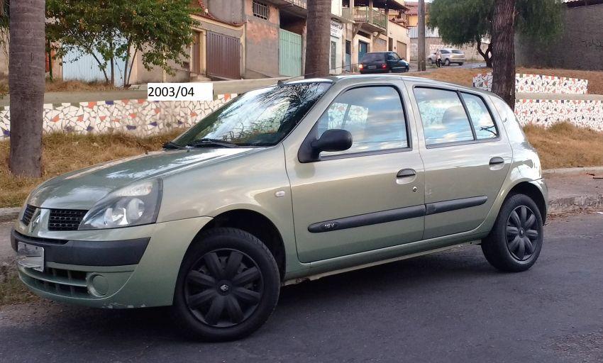 Renault Clio Hatch. 1.0 16V (série limitada) 4p - Foto #1