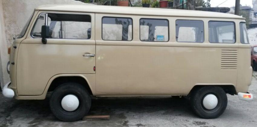 Volkswagen Kombi 1.6 - Foto #7