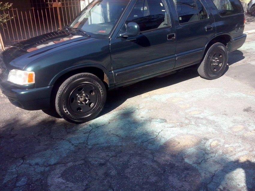 Chevrolet Blazer DLX 4x2 2.2 - Foto #2