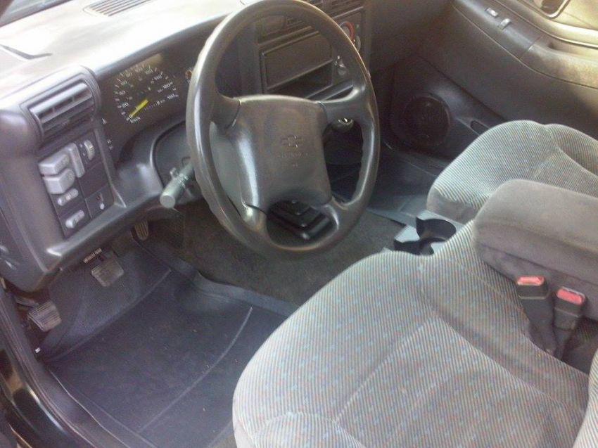 Chevrolet Blazer DLX 4x2 2.2 - Foto #5