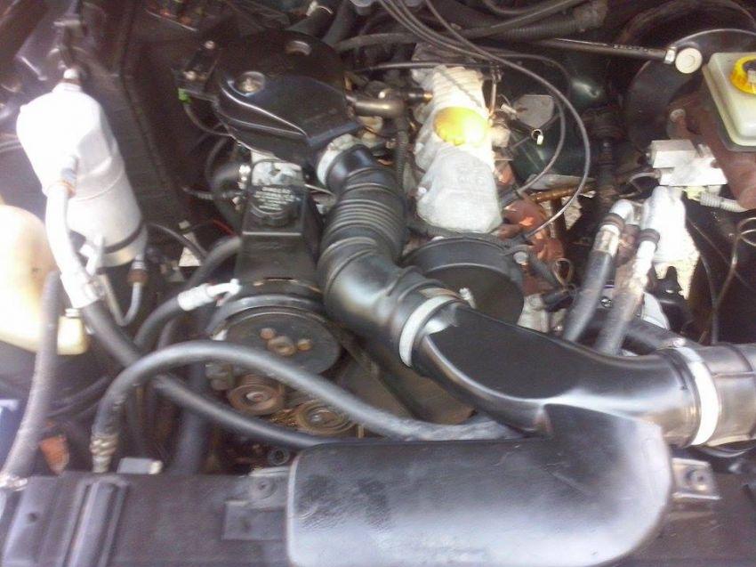 Chevrolet Blazer DLX 4x2 2.2 - Foto #7