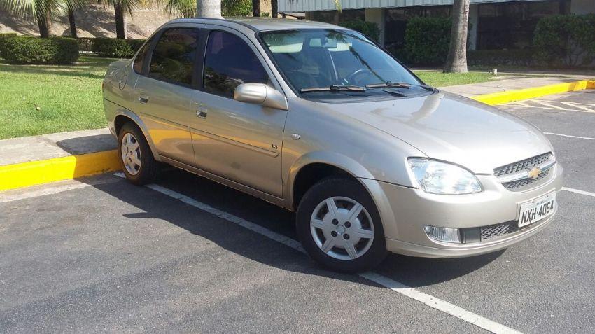 Chevrolet Corsa Sedan Classic 1.0 (Flex) - Foto #2