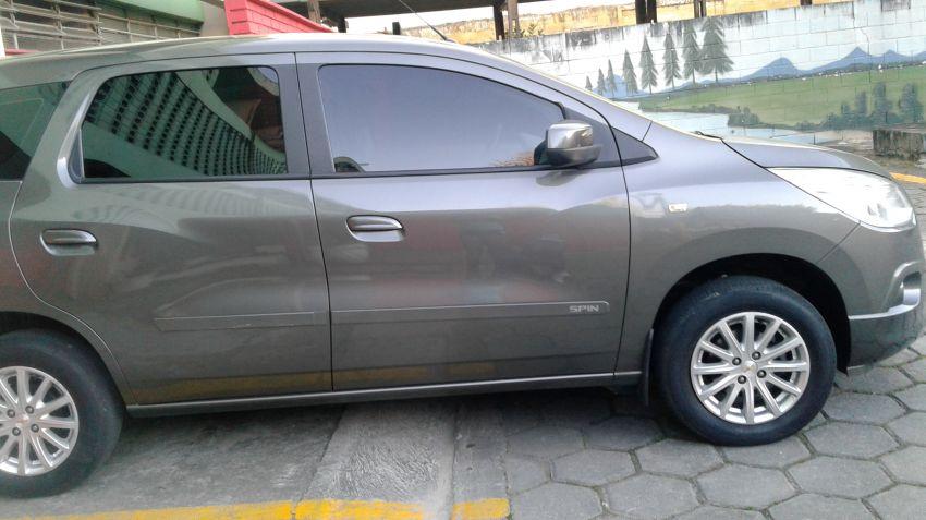 Chevrolet Spin LT 5S 1.8 (Aut) (Flex) - Foto #1