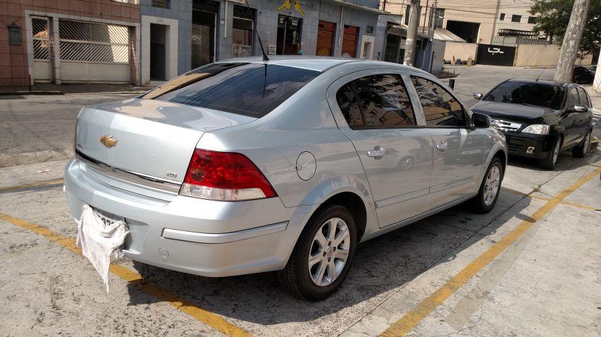 Chevrolet Vectra Expression 2.0 (Flex) - Foto #2