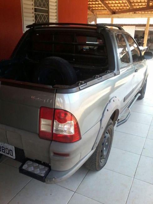 Fiat Strada Working 1.4 (Flex)(Cab Dupla) - Foto #9