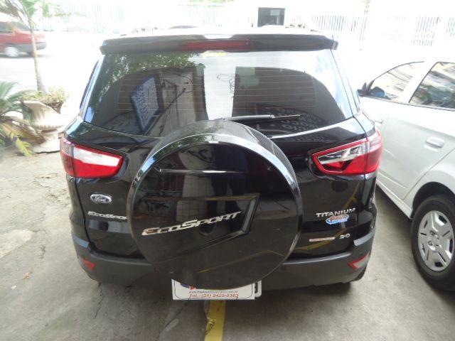Ford Ecosport 2.0 Titanium PowerShift - Foto #5