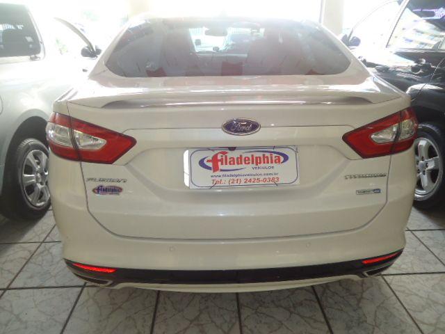 Ford Fusion 2.0 16V GTDi Titanium 4WD (Aut) - Foto #5