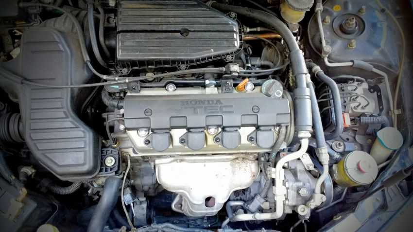 Honda Civic Sedan EX 1.7 16V (aut) - Foto #7