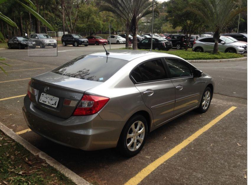 Honda New Civic EXS 1.8 (aut) - Foto #3