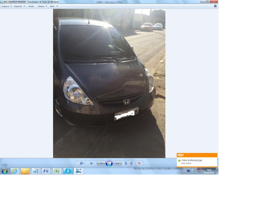 Honda Fit LX 1.4 (aut) - Foto #7