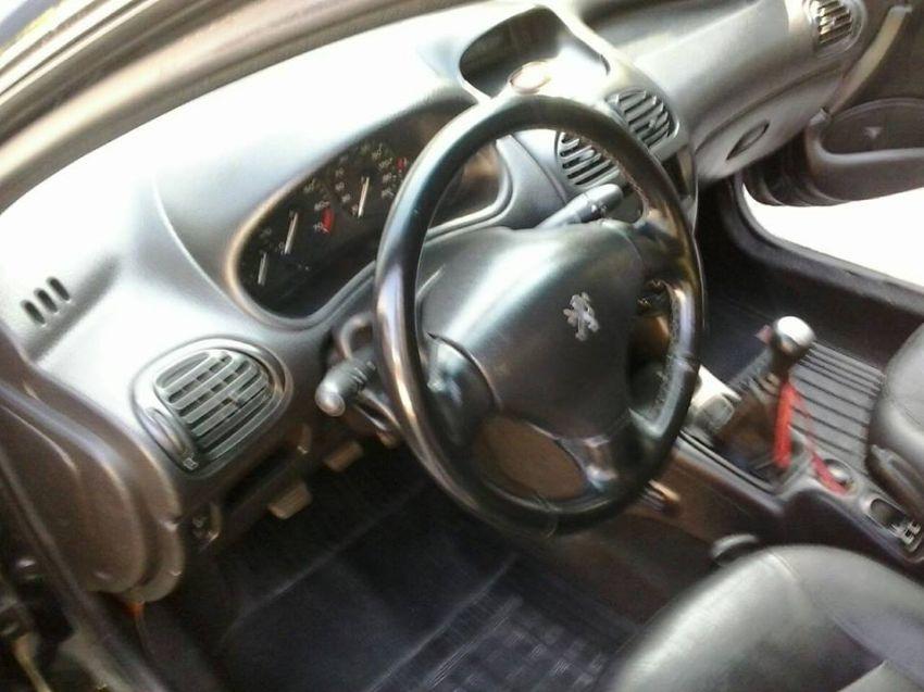 Peugeot 206 Hatch. Soleil 1.0 16V - Foto #8