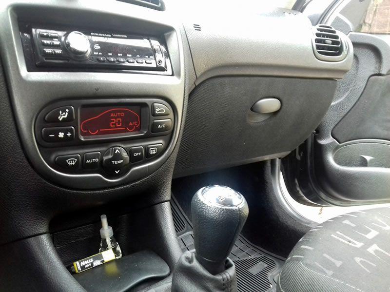 Peugeot 206 Hatch. Feline 1.6 16V (flex) - Foto #8