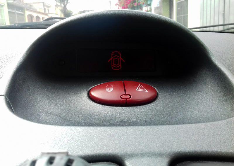 Peugeot 206 Hatch. Feline 1.6 16V (flex) - Foto #10