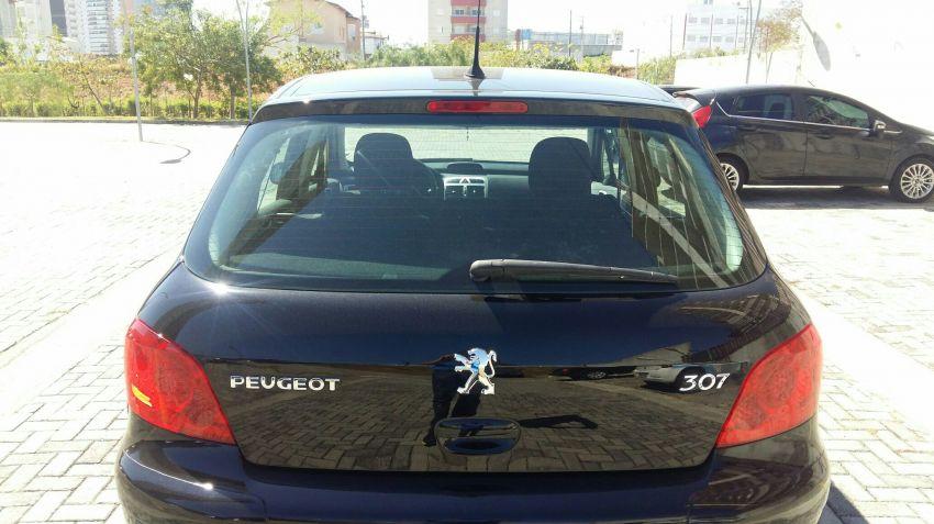 Peugeot 307 Hatch. Presence Pack 1.6 16V - Foto #3